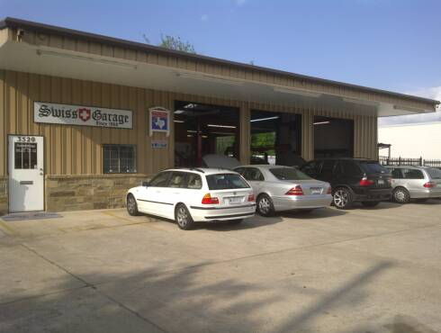 Swiss garage automobile repair houston texas 713 626 9320 for Garage volkswagen 77 saint thibault